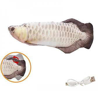 Cat Fish Toy Electric Simulation Fish Cat And Dog Toy Moving Fish Catnip Toy New Product