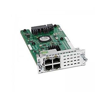 Cisco 4 Port Layer 2 Ge Switch Nätverksgränssnittsmodul