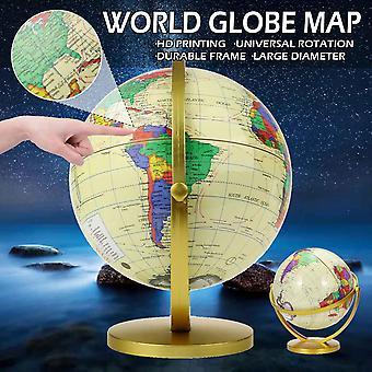 World Earth Globe Kartta Geography Koulutus Lelu