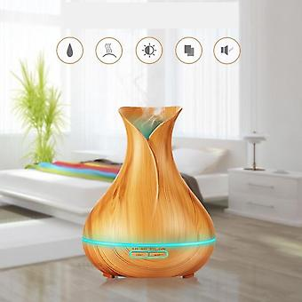 Light 7 Color Led Ultrasonic Humidifier Diffuser Essential Oil 400ml