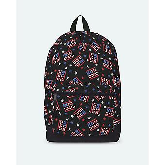Run dmc usa logo (classic backpack)