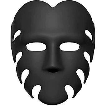 Squid Game Mask 2021 Tv Cosplay Fuld ansigtsbeklædning maskerade Tilbehør Halloween rekvisitter