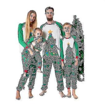 Pigiama di Natale per la famiglia Onesies Set abbinati Tute abbinate Pjs di Natale per la famiglia