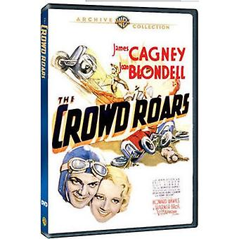 Crowd Roars (1932) [DVD] USA import