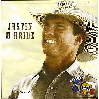 Justin McBride - Live at Billy Bob's Texas [CD] USA import