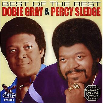 Gray/Sledge - Best of the Best [CD] USA import