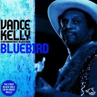 Vance Kelly - Blue Bird [CD] USA import