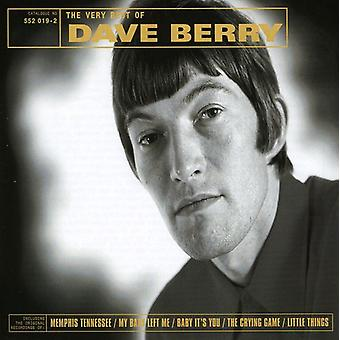 Dave Berry - zeer beste van Dave Berry [CD] USA import