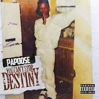 Papoose - u Can't Stop Destiny [CD] USA importeren