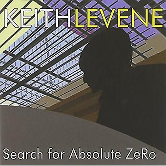 Keith Levene - Search for Absolute Zero [CD] USA import