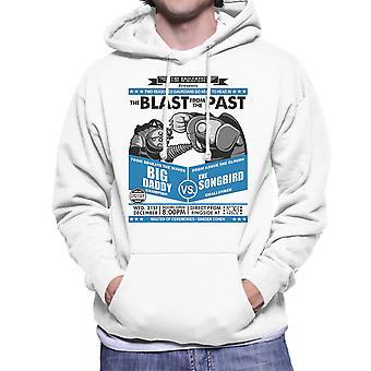 Blast From The Past Bioshock Men's Hooded Sweatshirt
