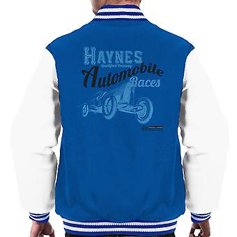 Haynes Brand Sparkford Raceway Races Men's Varsity Jacket