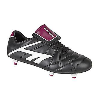 Hi-Tech League Pro Series Screw-In / Boys Boots / Football/Rugby Boots