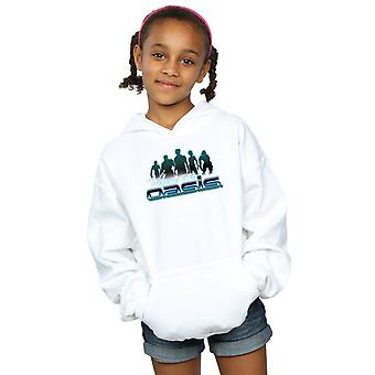 Ready Player One Girls Welcome To The Oasis Hoodie