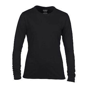 Gildan Womens  Performance Long Sleeve T Shirt