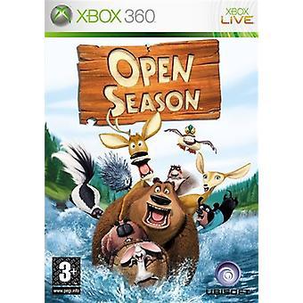 Open Season (Xbox 360)-nytt