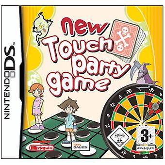Nya touch Party Game (Nintendo DS)-nytt