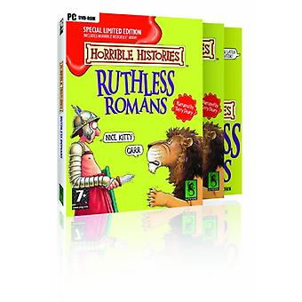 Horrible Histories Ruthless Romans - Special Edition (PC) - Neu