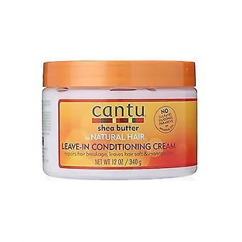 CANTU Shea Natural Leave In Conditioning Cream 12oz