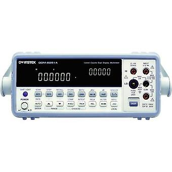 GW Instek GDM-8255A Bench multimeter Digital CAT II 500 V Display (counts): 200000