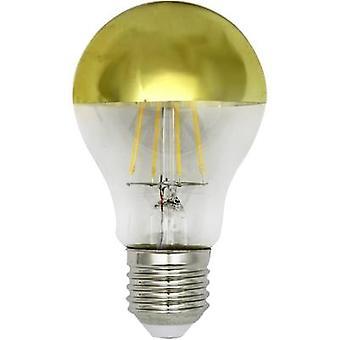 LightMe LM85145 LED (monochrome) EEC A+ (A++ - E) E27 Arbitrary 5 W Warm white (Ø x L) 60 mm x 104 mm Filament 1 pc(s)