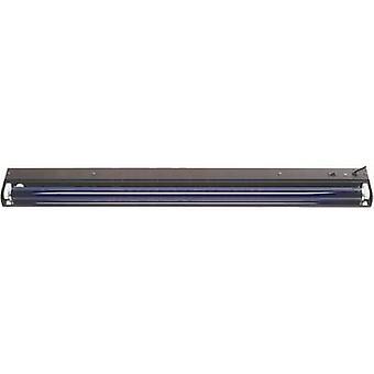 45cm Metall UV-Leuchtstoffrohr Set 15 W Schwarz