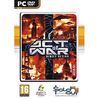 Act of War Direct Action (PC DVD) - Uusi