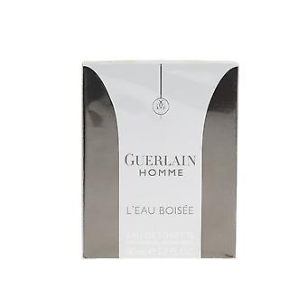 Guerlain 'Homme L'Eau Boisee' EDT 2.7oz/80ml Spray New in box