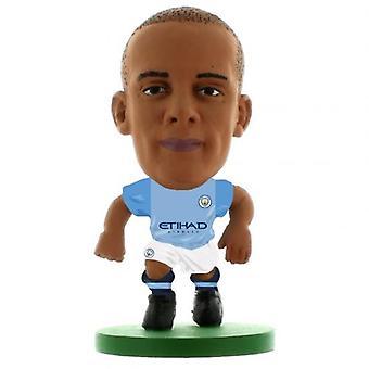 Manchester City SoccerStarz Kompany