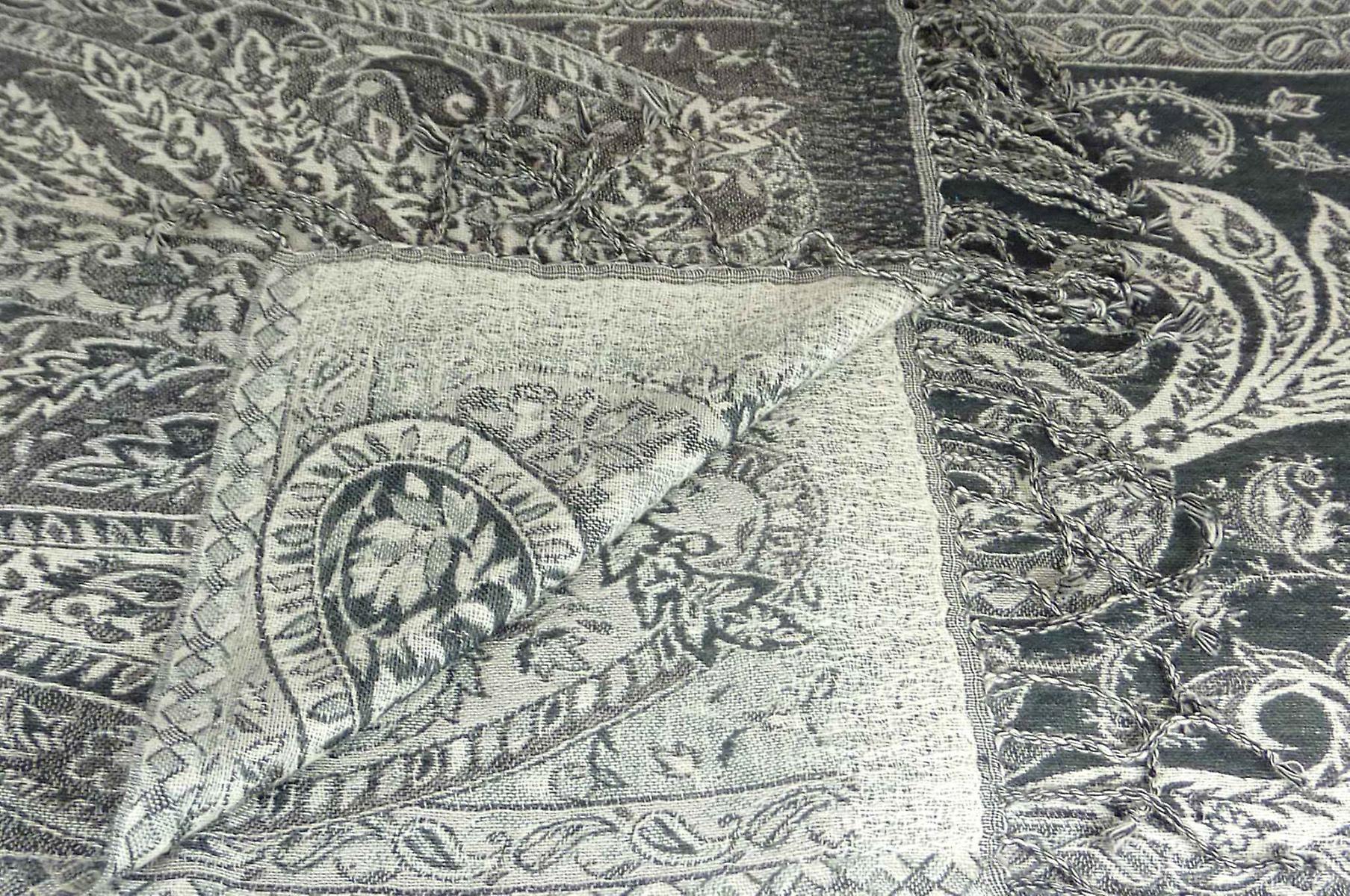Mens Muffler Scarf 4069 Fine Pashmina Wool by Pashmina & Silk