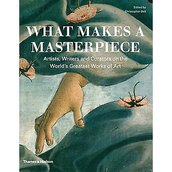 Vad gör ett mästerverk? -Möten med stora konstverk av Chri