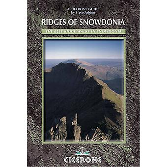 Ridges of Snowdonia - The Best Ridge Walking (2nd Revised edition) by