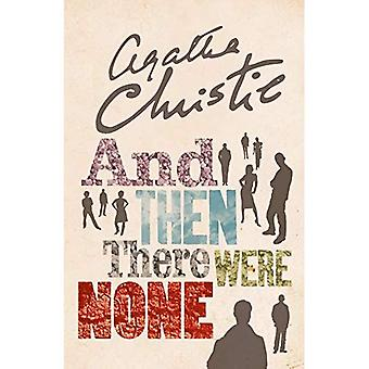And Then There Were None: Weltweit Agatha Christie Lieblingsbuch