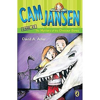 El misterio de los huesos de dinosaurio (Cam Jansen)