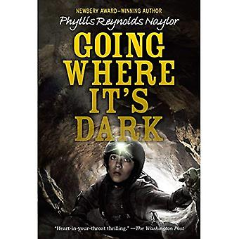 Going Where it's Dark
