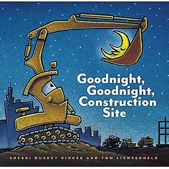 Godnatt, Goodnight byggarbetsplats