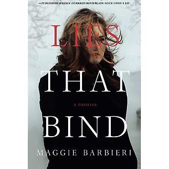 Lies That Bind: A Thriller (Maeve Conlon Novels)
