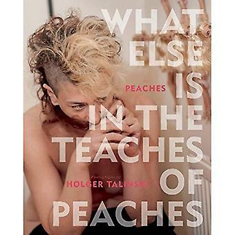 Wat Is in de leert van perziken
