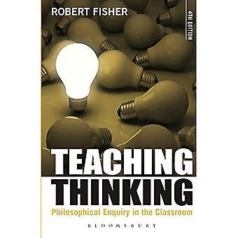 Pensamento de ensino: Inquérito filosófico em sala de aula