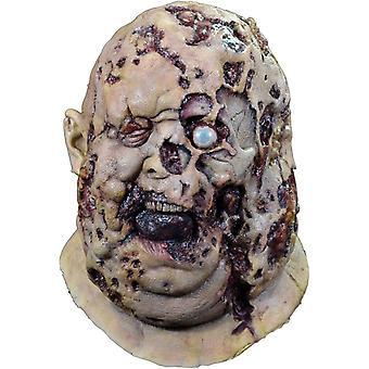 Gnave Zombie maske til Halloween