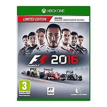 F1 2016 Limited Edition (Xbox One) - Nouveau