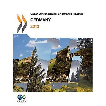 OECD Environmental Performance commentaires OCDE Performance environnementale Allemagne 2012 par l'OCDE