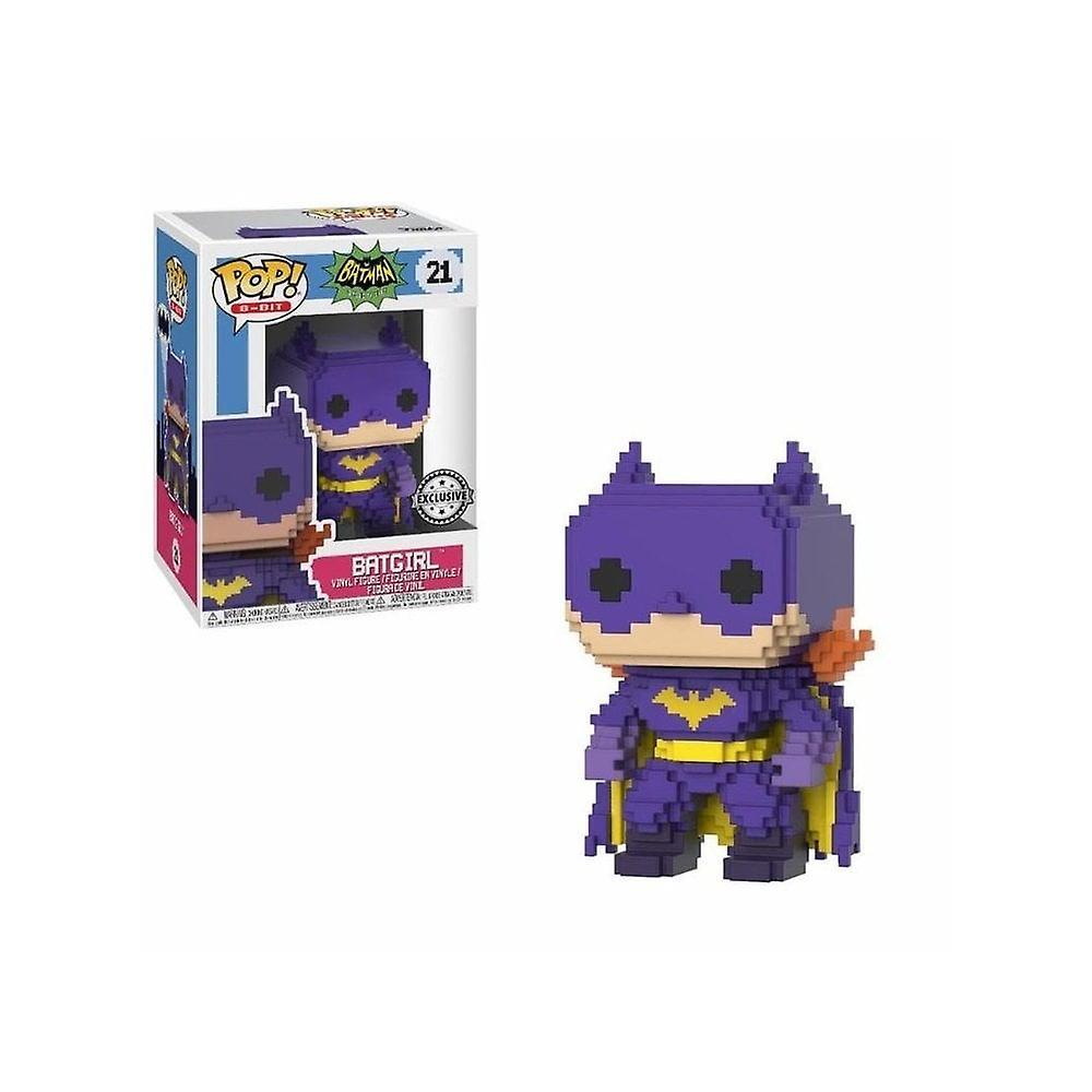 Batman Classic Batgirl Exclusive 8-Bit POP! Vinyl