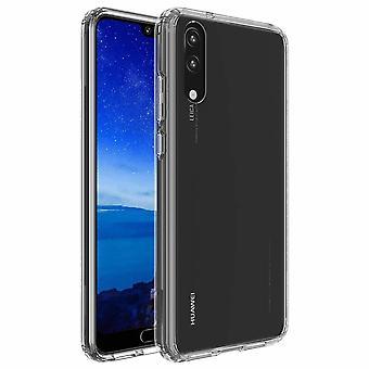 Huawei P20-Transparente Silikatschale