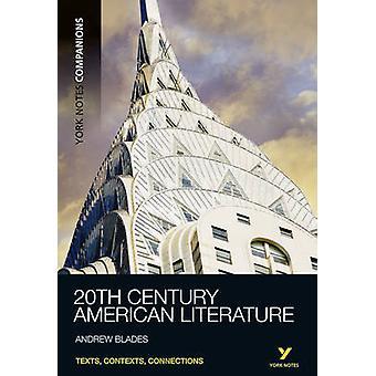 York Notes Companions Twentieth Century American Literature and Beyon