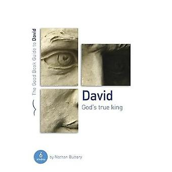 God's True King - David by Nathan Buttery - 9781904889984 Book