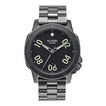 Nixon Ranger Gunmetal / Lum (A5061418)