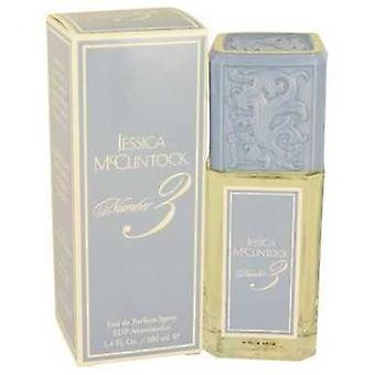 Jessica Mc Clintock #3 Par Jessica Mcclintock Eau De Parfum Spray 3.4 Oz (femmes) V728-414386