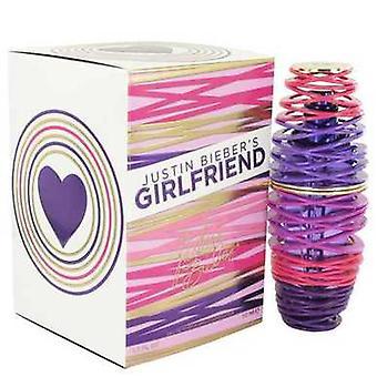 Girlfriend By Justin Bieber Eau De Parfum Spray 1.7 Oz (femmes) V728-492370