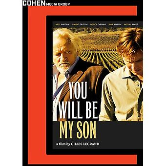 You Will Be My Son [DVD] USA import